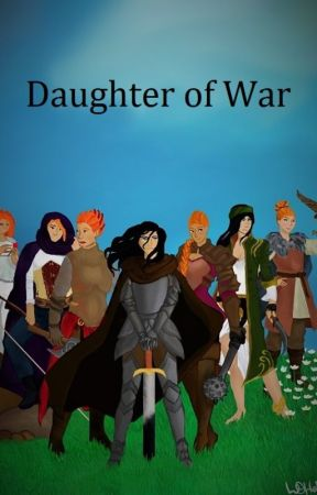 Daughter of War by wickdwitch1997