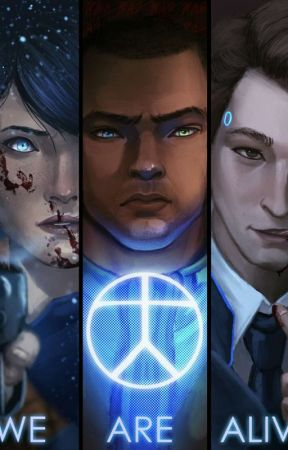 ·Android·/// Connor x reader| D.B.H by off-key-kazoo