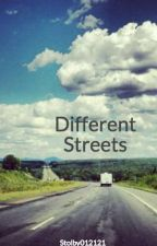 Different Streets by lukespinkpenguin