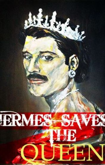 Hermes saves the Queen.
