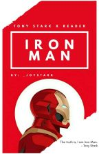 Iron Man [Tony Stark x Reader] by emmber