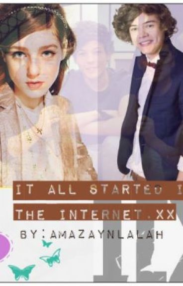 it all started in the internet.xx by amazaynlalah