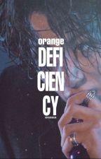 Orange Deficiency〆Jeon Jungkook by ooftaegguk