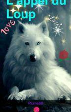 L'appel du loup 🐺 by plume88
