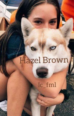 Hazel Brown by ic_fml