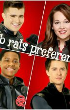 lab rats preferences (ON HOLD) by shigadabislovechild