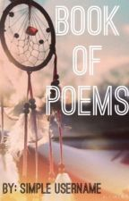 Book of poems by simple_username