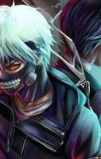 Jeff The Killer y los Ghoul by Naza777