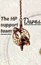 The HP Support Team: Dares! by -Hermi-
