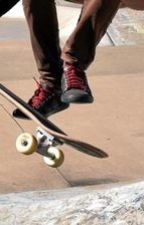 Skater Boy (A Maximoff and Farrow Fanfiction) by TheLostWanderer01