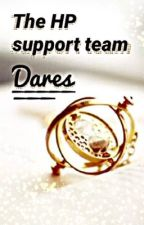 The HP Support Team: Dares by _Sunshiiine_