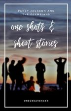 Percy Jackson One Shots and Short Stories (#Wattys2018) by -jessicawilliams