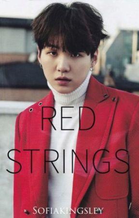 Red Strings✔️│m.yg by SofiaKingsley