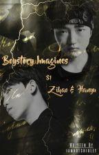 BOYSTORY's imagine #hanyu_zihao by iamnotshirley
