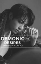 demonic desires ~ taekook au by taestheticallysuga