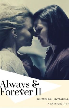 Always & Forever II • Swan Queen by _KayParrilla