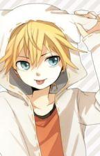 Reader x Len Kagamine by emtheotaku