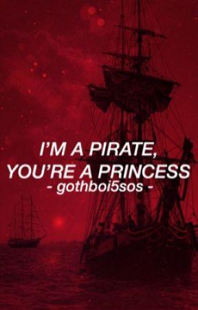 I'm A Pirate, You're A Princess // cashton by gothboi5sos