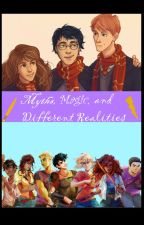 Myths, Magic, and Different Realities(HoO/Pjo x HP) by msperfectsheep