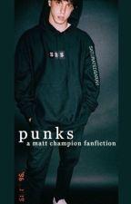 punks / matt champion by saturatedsarah