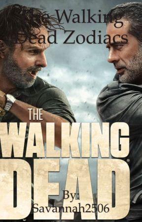 The Walking Dead Zodiacs by Savannah2506