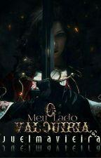 O meu lado Valquíria by JuelmaVieira