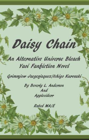 [Bleach] Daisy Chain [Grimmjow/Ichigo] by phoenixreal