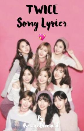 TWICE Song Lyrics - TWICE - MERRY AND HAPPY - Wattpad