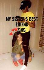 My Sister's Best Friend (GxG)  by ciimonee