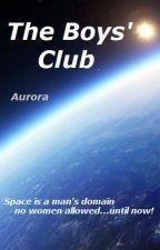 The Boys' Club by Aurora808