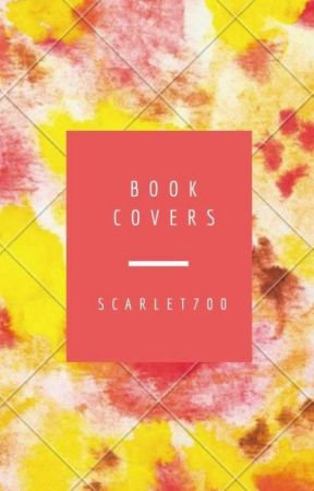 BOOK COVERS (REQUEST OPEN) by Scarlet700