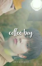 Coffee Boy by -snoopie