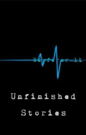 Unfinished Stories (RaStro Fanfic Drafts) by Wayfarer_11