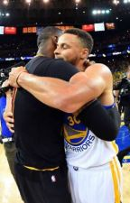 Lebron James Steph Curry fanfic by thewritttterr