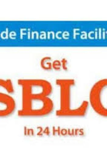 Loan And Finance,SBLC Monetization,SBLC/Bank Guarantee(BG