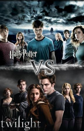 WHY compare  Harry potter and Twilight ??? by blossom13