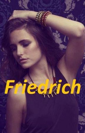 Friedrich  by kornela1218
