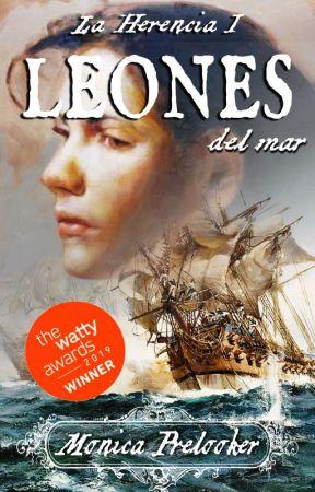 La Herencia I - Leones del Mar by MonicaPrelooker