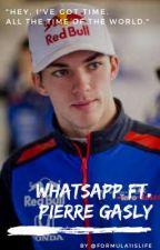 WhatsApp Ft. Pierre Gasly by formula1islife