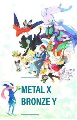 [Pokemon fanfic] Metal X Bronze Y