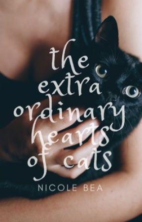 The Extraordinary Hearts of Cats   ✓ by tidalbay