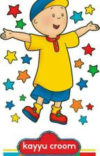 Caillou Chatroom by FATENFIVE