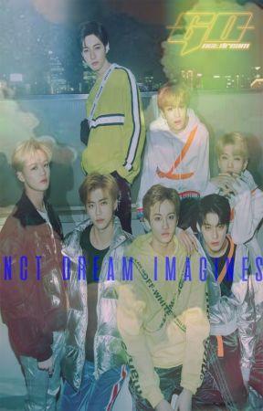 NCT Dream Imagines - Reaction - Wattpad