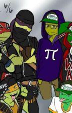 TMNT street punks and swag punks ToD(SLOW UPDATES) by Awkward-otaku