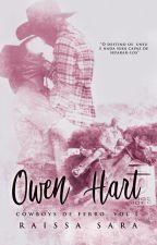Owen Hart - Cowboys de ferro (Vol. 1) by raissasara01