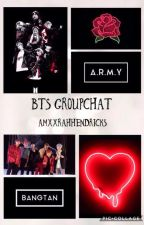 BTS GROUPCHAT by amxxrahhendricks
