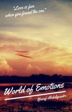 World of emotions by AbdulQuadrYinkah
