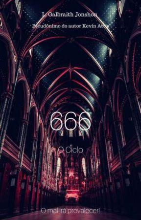 666 - O Ciclo DEGUSTAÇÃO  by KevinCiconne