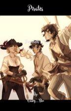 Pirates Percabeth AU by Casey_Bro