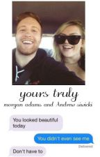 Yours truly - Morgan Adams and Andrew Siwicki by Gaymemee